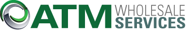 ATM Wholesale Sales and Service Logo